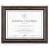 """DAX® Desk/Wall Document Wood Frame, 8.5"""" x 11"""""""