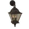 Craftmade Chaparral 3 Light Outdoor Wall Lantern
