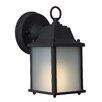 Craftmade Outdoor 1 Light Wall Lantern