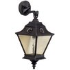 Craftmade Chaparral 1 Light Outdoor Wall Lantern