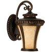 Craftmade Prescott 1 Light Outdoor Wall Lantern