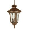 Craftmade 2 Light Outdoor Hanging Lantern