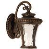 Craftmade Prescott II 1 Light Outdoor Wall Lantern