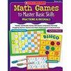 Scholastic Math Games to Master Basic Skills