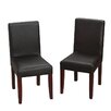 Gift Mark Children's Faux Leather Desk Chair (Set of 2)