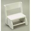 Gift Mark 1-Step Small Flip Step Stool