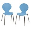 Gift Mark Kid's Desk Chair (Set of 2)