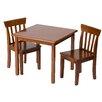 Gift Mark Children's 3 Piece Table & Chair Set