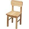 Gift Mark Rounded Kids Desk Chair (Set of 2)
