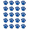 Teacher Created Resources Paw Prints Sticker (Set of 4)