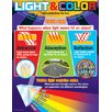 Trend Enterprises Learning Light and Color Chart (Set of 3)