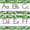 Trend Enterprises 12 Piece Monkey Mischief Manuscript Letter Set