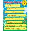Trend Enterprises Learning Calendar Companion Chart (Set of 3)
