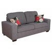 Kyoto Futons Harlem 2 Seater Fold Out Sofa Bed