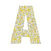 Cici Art Factory Lotsa Alphabet Art Chicks Paper Print