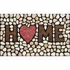 Apache Mills Masterpiece Home Stones Doormat