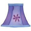 "Livex Lighting 6"" Silk Bell Candelabra Shade"