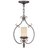 Livex Lighting Millburn Manor 1 Light Mini Pendant