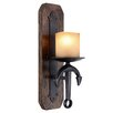 Livex Lighting Cape May 1 Light Wall Sconce