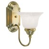 Livex Lighting Belmont 1 Light Wall Sconce