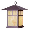 Livex Lighting Montclair Mission 1 Light Outdoor Hanging Lantern