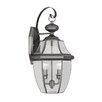 Livex Lighting Monterey 2 Light Outdoor Wall Lantern
