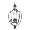 Livex Lighting 4 Light Foyer Pendant