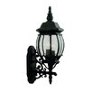 Livex Lighting Frontenac 3 Light Outdoor Wall Lantern