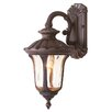 Livex Lighting Oxford 1 Light Outdoor Wall Lantern