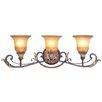 Livex Lighting Villa Verona 3 Light Vanity Light