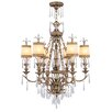 Livex Lighting La Bella 6 Light Chandelier