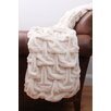 Thro Paloma Fur Decorative Throw