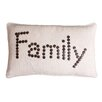 Thro by Marlo Lorenz Catalina Family Coconut Button Lumbar Pillow