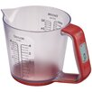 Taylor 4 Cups Plastic Digital Measuring Cup Scale