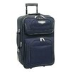 "Traveler's Choice Amsterdam 21"" Rolling Carry On"