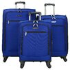 Traveler's Choice Lightweight 3 Piece Luggage Set