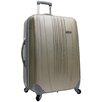 """Traveler's Choice Toronto 21"""" Expandable Hardsided Spinner Suitcase"""