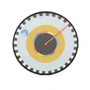 "Kikkerland Sprocket 10.8"" Wall Clock"