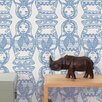 Aimee Wilder Designs Diorama 15' x 27'' Maatuska Wallpaper (Set of 2)