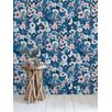 "Aimee Wilder Designs 15' x 28"" Wildflower Wallpaper (Set of 2)"