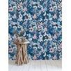 """Aimee Wilder Designs 15' x 28"""" Wild Flower Wallpaper (Set of 2)"""