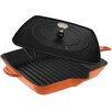 Staub Combo Square Grill Pan and Press