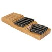 Oceanstar Design 11 Slot Drawer Knife Organizer