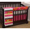 Cotton Tale Tula 4 Piece Crib Bedding Set