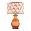 "Dimond Lighting Eco Friendly 26"" H Table Lamp with Drum Shade"