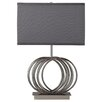 "Dimond Lighting Ekersall 22"" H Table Lamp with Rectangular Shade"