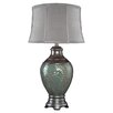 "Dimond Lighting Chippendale 31"" H Table Lamp with Oval Shade"