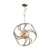 Dimond Lighting Oriona 3 Light Globe Pendant