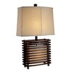 "Dimond Lighting Trendsitions Burns Valley 27"" H Table Lamp with Empire Shade"