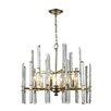 Dimond Lighting Arthur 6 Light Candle Chandelier